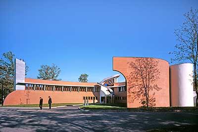 Hôpital psychiatrique, Les Mureaux