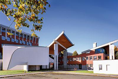 Lycée hôtelier, Canteleu