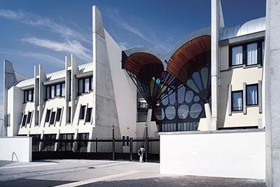 Collège, Cergy-le-Haut