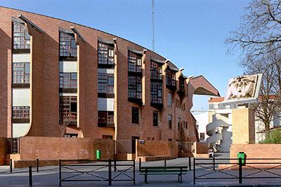 Collège «Elsa Triolet», Saint-Denis
