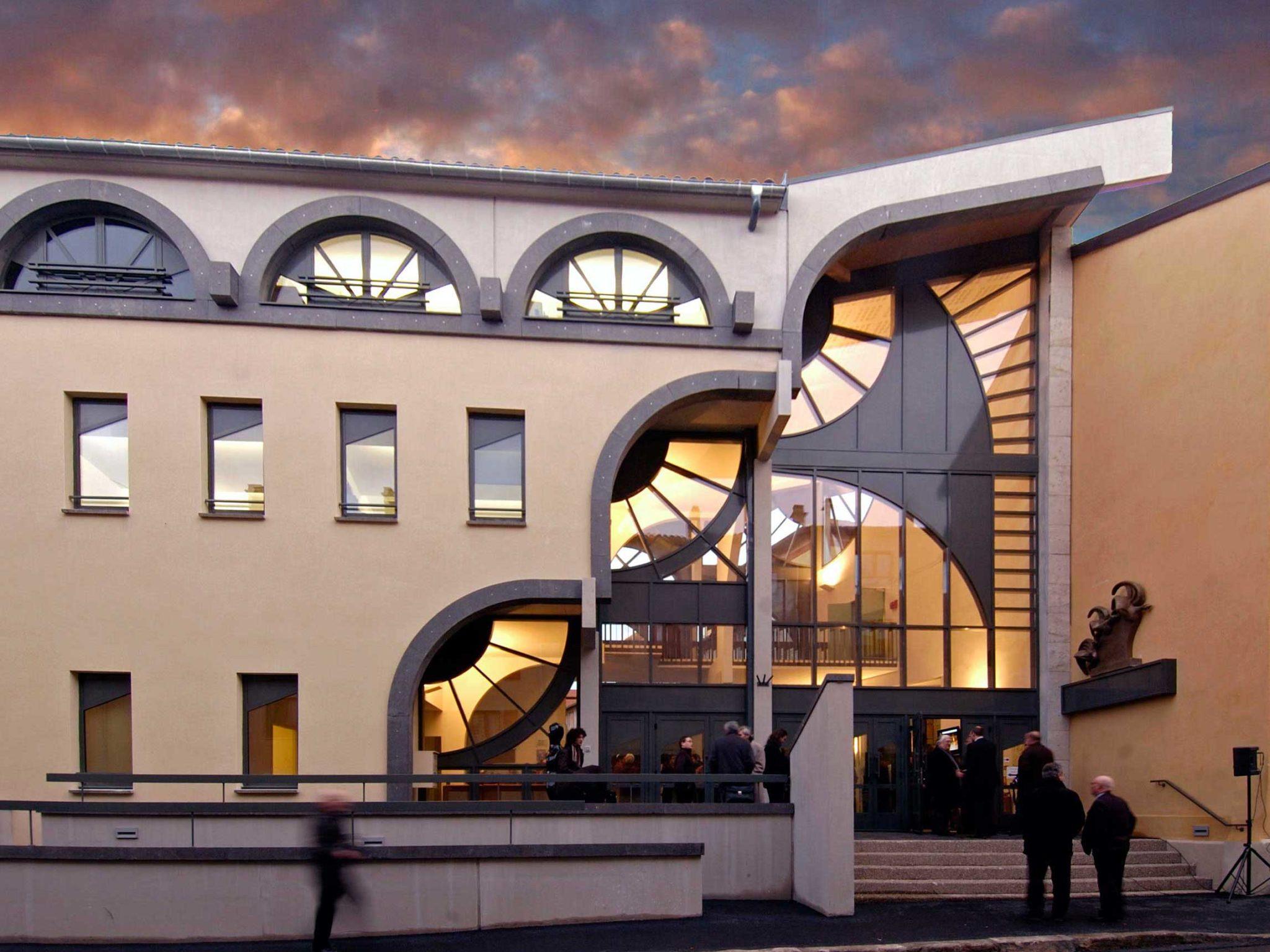 Architecte Le Puy En Velay atelier des arts et du patrimoine, le puy-en-velay   renaud